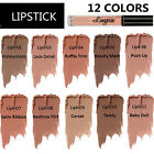 New NYX Lip 12 Shades Lingerie Matte Liquid Lipstick Waterproof Lip Gloss Makeup