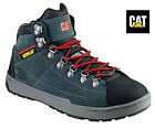 CAT/Caterpillar Mens Brode Hi Safety Works Workwear Boots