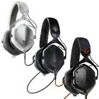 V-Moda Crossfade M-100 DJ Studio Gaming Metal Headphones inc Hard Carry Case