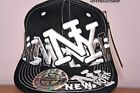 NY BLOCK FITTED CAP, ALL COLOURS FLAT PEAK HAT, HIP HOP