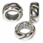 Bead sterling silver charm spacer .925 x 1 Beads charms spacers SSCB4