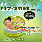 ON NATURAL Edge Control Hair Gel 2.3 oz. [Olive & Avocado]