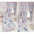 STARDUST UNICORN DUVET COVER SET SINGLE DOUBLE JUNIOR CURTAINS - SOLD SEPARATELY