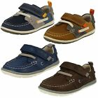 Boys Clarks First Walking Shoes Softly Boat