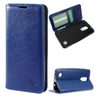 For LG Aristo LV3 MS210 Wallet Case Phone Cover With ID Card Pocket Slots <br/> IN-STOCK - FREE SHIPPING FROM THE USA - BEST SELLER!