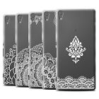 sony xperia sp details - STUFF4 Back Case/Cover/Skin for Sony Xperia XA Ultra/F3212/F3216/Floral Lace