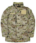 Undefeated Alpha Industries x Burton M-65 Trench Snowboard Snow Ski Jacket Camo