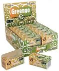 Greengo King Size Slim Rolls Rolling Paper 3, 6, 12 or 24 Pack