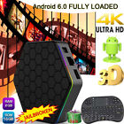 Lot 4K 2+16G S912 T95Z Android 6.0 Octa Core Smart TV Box BT4.0 + Free Keyboard