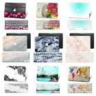 "Laptop Rubberized Hard Case Cover For New Macbook Pro Air 11"" 13"" 15"" Touch Bar"