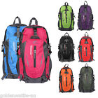 Outdoor Hiking Camping WaterResistant Nylon Travel Luggage Rucksack Backpack Bag