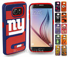 Official NFL Dual Layer Shock Proof TPU Cover Case for Samsung Galaxy S6 $24.99 USD