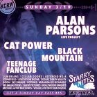 Alan Parsons Live Project at Starry Nites Festival March 19th (SANTA BARBARA)
