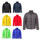 Men's 2786 Comfort Fit Venture Supersoft Zip Quilted Padded Jacket Size XS-2XL