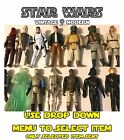 Vintage & Modern Star Wars Figures & Vehicles : Hasbro - Kenner - Used Toys £59.0 GBP