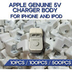 Apple Genuine DC 5V 1A 5W USB AC Adapter Wall Charger Body for iPhone and iPod