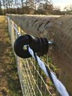 ELECTRIC FENCE RING INSULATORS Fencing Screw In For Wooden Posts Wire 25 50 100