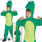 Kids Boys Girls Crocodile Alligator Zoo Animal Fancy Dress Costume Onesie Outfit