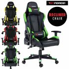 GTFORCE PRO BX RECLINING SPORTS RACING GAMING OFFICE DESK PC CAR LEATHER CHAIR
