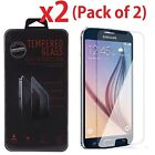 Utra Thin Premium Tempered Glass Screen Protector Film For SAMSUNG Galaxy S6