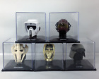 Star Wars Movie Collectable Character Helmet Heads 1:5 Scale Model Boxed Sealed $20.33 AUD