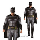 Rubies Adults Official DC Comics Dawn Of Justice Batman Fancy Dress Costume