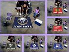 NHL Licensed 5'X6' Man Cave Tailgater Area Rug Floor Mat Carpet - Choose Team
