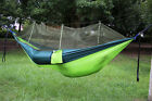 Double Person Travel Outdoor Camping Tent Hanging Hammock Bed With Mosquito Net*