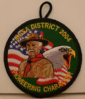 Patch Boy Scouts 2004 Mesa District Pioneering Character