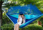2017 Outdoor Travel Camping Hammock Tent Garden Yard Hanging With Mosquito Net