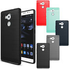 Brushed Shockproof Hybrid Rubber Rugged Back Case Cover For Huawei Honor 5X 6X