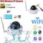 Outdoor Wireless WIFI HD 720P IP Camera P2P Security IR Night Vison Vandal proof