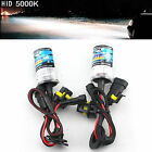 2Pcs HID Xenon 9006 HB4 9012 Conversion Replace Bulbs Headlights All Colors 55W