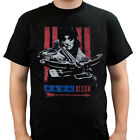The Walking Dead Daryl Stripes Adult T-Shirt image