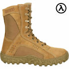 ROCKY S2V VENTILATED MILITARY DUTY BOOT 104 COYOTE  ALL SIZES NEW