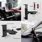 360° Rotating Car Mount Dashboard Cradle Holder For iPad Air Mini Samsung Tablet