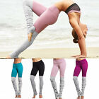 4 Color Women Comfortable Sports Pants Yoga Fitness Running Trousers Popular