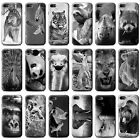STUFF4 Gel/TPU Phone Case for Sony Xperia Z Smartphone/Mono Zoo Animals/Cover