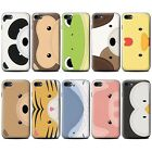 STUFF4 Phone Case for Apple iPhone Smartphone/Animal Stitch Effect/Cover