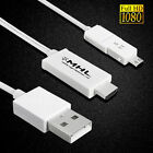 5pin 11pin Micro USB to HDMI MHL 1080P HDTV HD TV Cable Lead Adapter for Phone