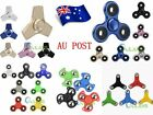 3D Fidget Hand Finger Spinner EDC Focus Toys-Stress Reliever For Kids Adults【AU】