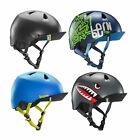 Bern Nino Boys Kids Childs Bike Cycling Cycle Biking Crash Helmet Lid