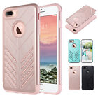 "For Apple iPhone 7 Plus 5.5"" Protective Case Cover Slim Hybrid Shockproof Bumper $3.99 USD"