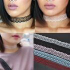 New Punk Gothic Lace Retro Choker Collar Necklace Pendant Chocker Chain Jewelry