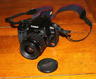 Canon EOS 400D / XTi 10.1MP Digital SLR Camera - Black with 35-80 mm lens