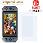 Tempered Glass Screen Protector Cover Guard Shield For Nintendo Switch 2X 1X