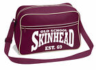 Skinhead Sports Shoulder Bag, Northern Soul, Motown, Ska, Reggae, Scooter, Bag