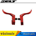 Bicycle bike brakes lever For 22.2mm handlebar Caliper or cantilever brakes red