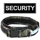 2 inch Heavy Duty Nylon Collar Tactical Dog Military Training Police Working Dog