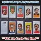 ☆ The Sun Soccercards 1978-79 (VG) (Card 301 to 400) *Please Choose Cards*